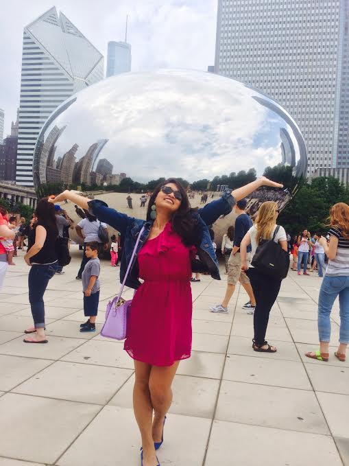 The Bean, Millennium Park, Chicago | June 2014