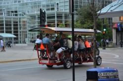 a pedal pub!