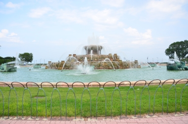 Clarence Buckingham Memorial Fountain