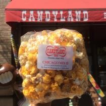 Chicago Mix popcorn!