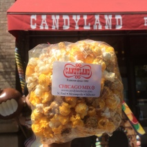 Chicago Mix popcorn!