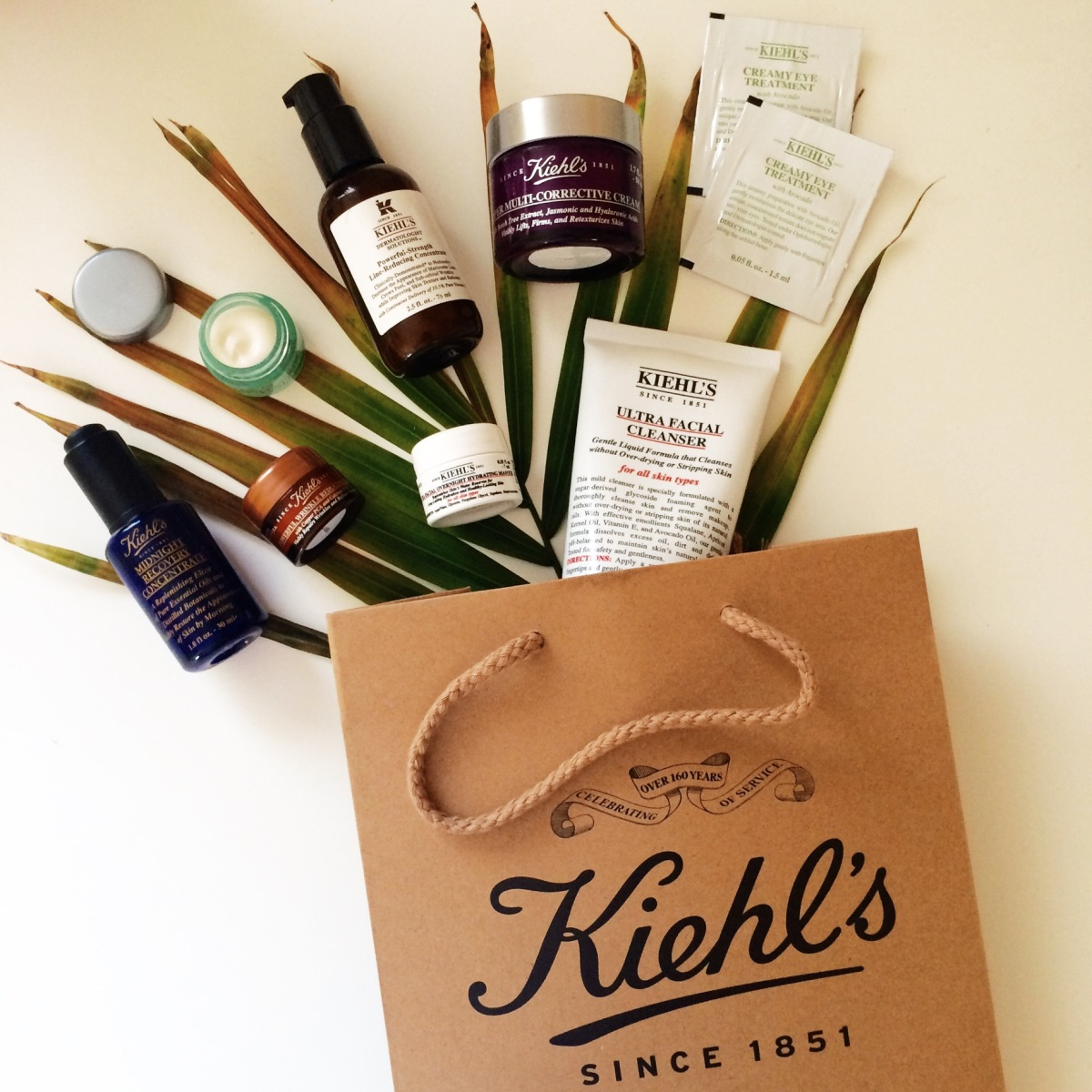 (New) Skincare Must-Haves: Kiehl's
